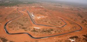 Dakar Baobab Racetrack