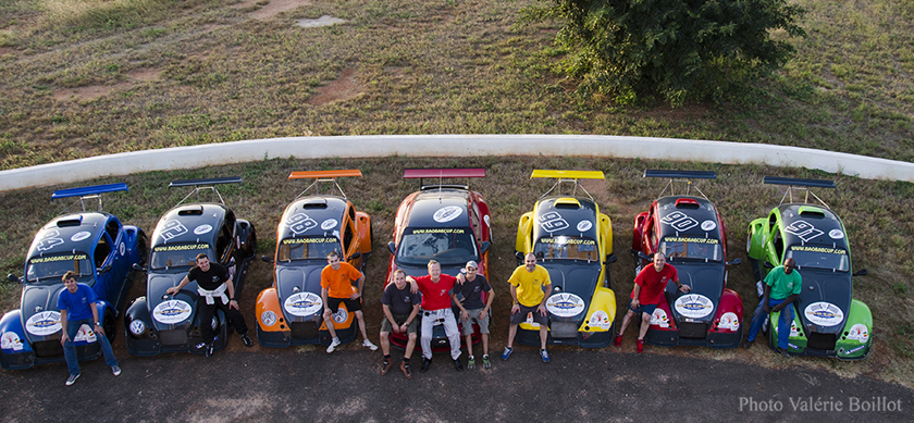 Cars group photo